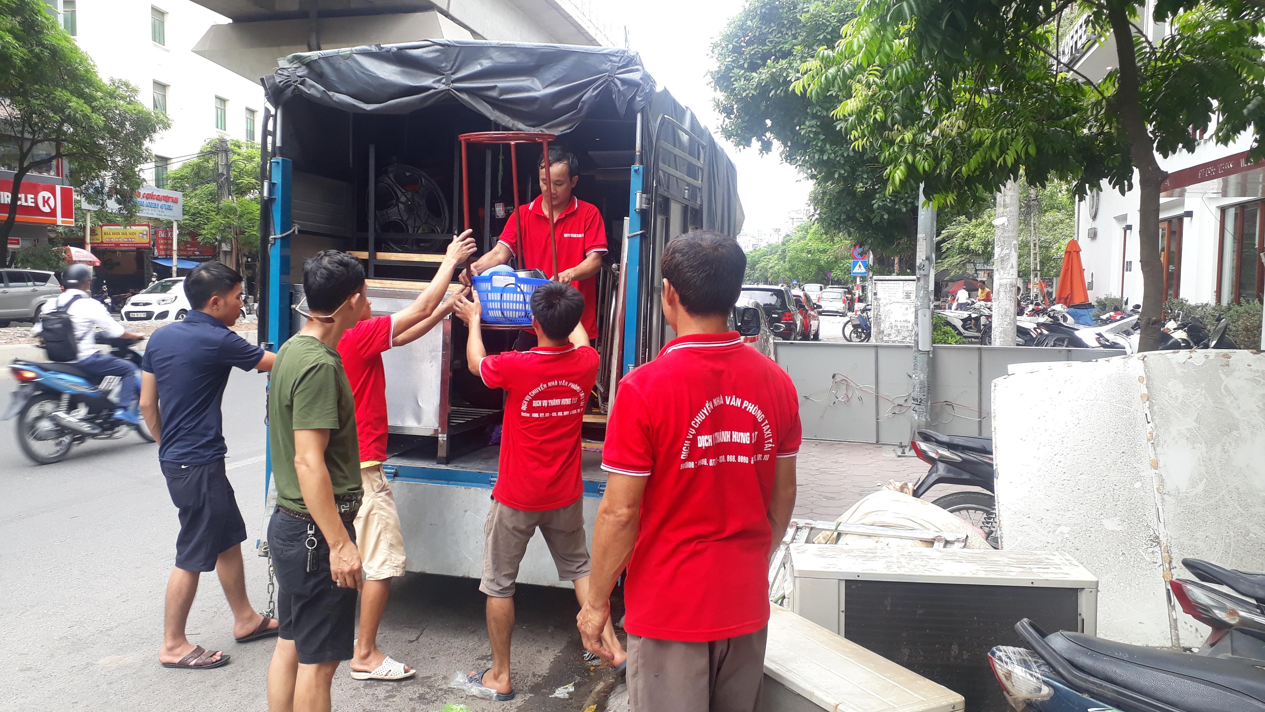 Dịch vụ chuyển nhà trọn gói liên tỉnh