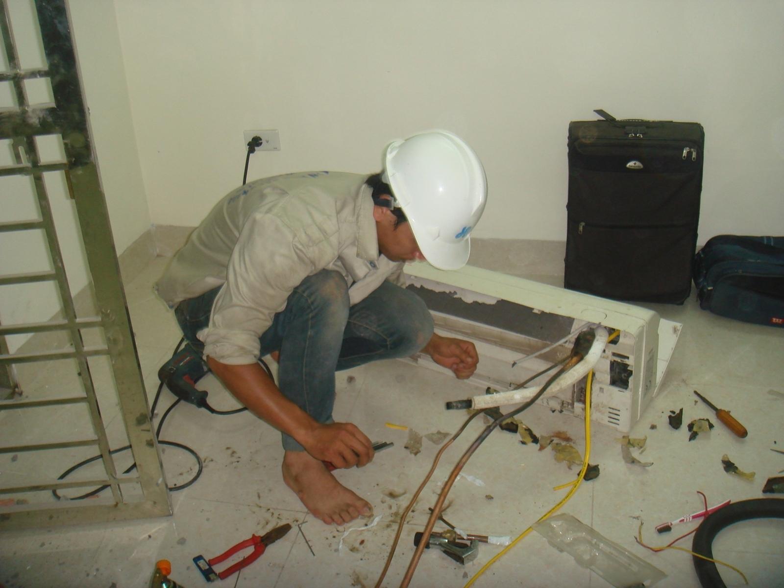 Dịch vụ tháo lắp điều hòa