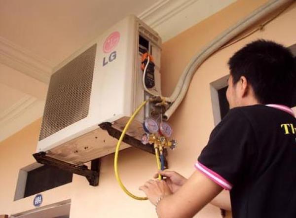 dịch vụ tháo lăó máy lạnh quận gò vấp