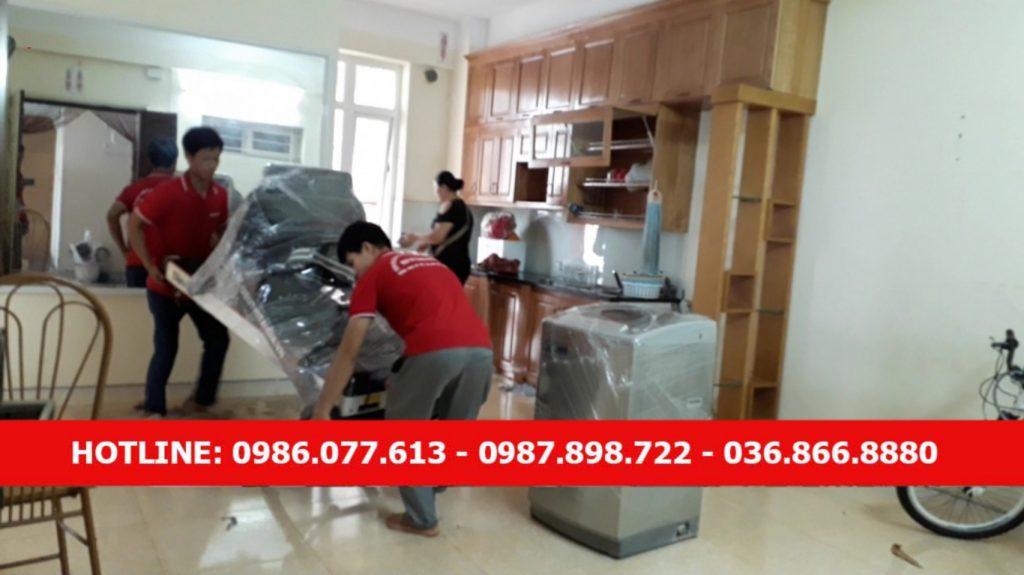 Dịch vụ chuyển nhà trọn gói tại quận 2, HCM