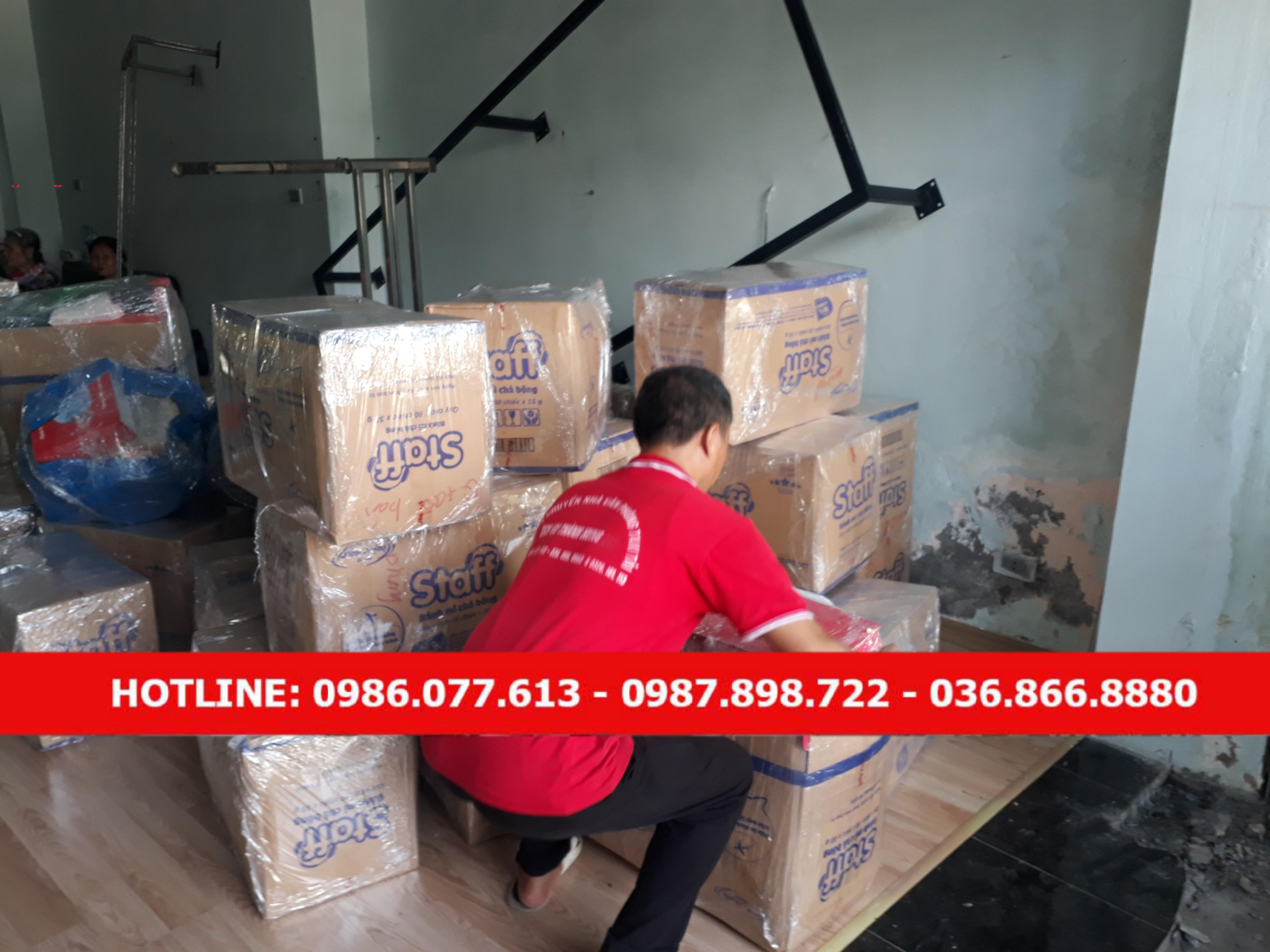 Dịch vụ chuyển nhà tại Hà Nội