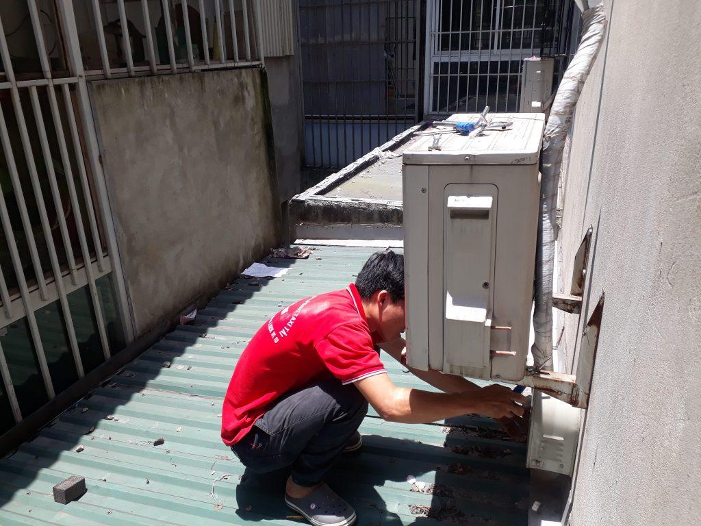 Dịch vụ tháo lắp điều hòa tại quận Bắc Từ Liêm